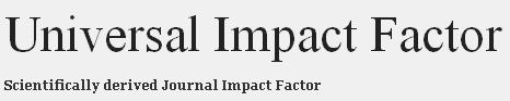 Image result for universal impact factor